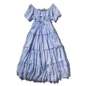*SOLD* Innika Choo Peasant Dress. BRAND NEW